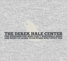 The Derek Hale Center for Werewolves Who Can't Werewolf Good