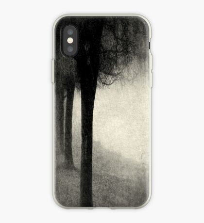 """""""Twins in the Forrest"""" I Phone Case iPhone Case"""