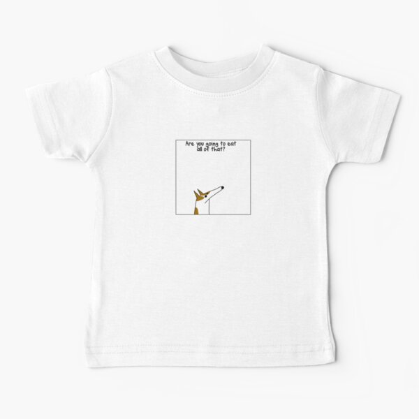 Other things my dog says Baby T-Shirt