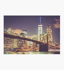 Landmarks Photographic Print