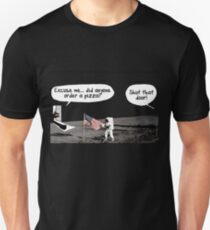 Moon Conspiracy Slim Fit T-Shirt