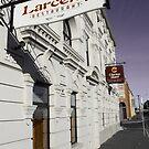 Larceny Restaurant by Andrew  Makowiecki