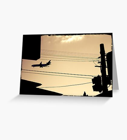 Stanmore flights! Greeting Card