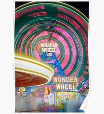 Wonder Wheel Poster