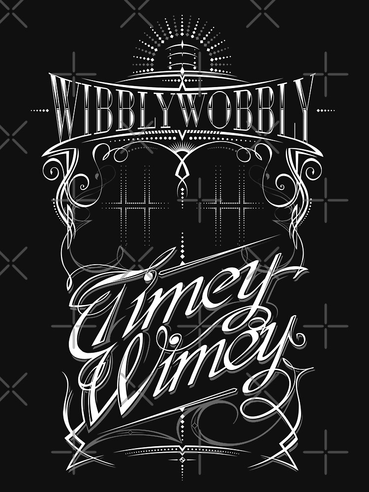 TShirtGifter presents: Wibbly Wobbly Timey Wimey | Unisex T-Shirt