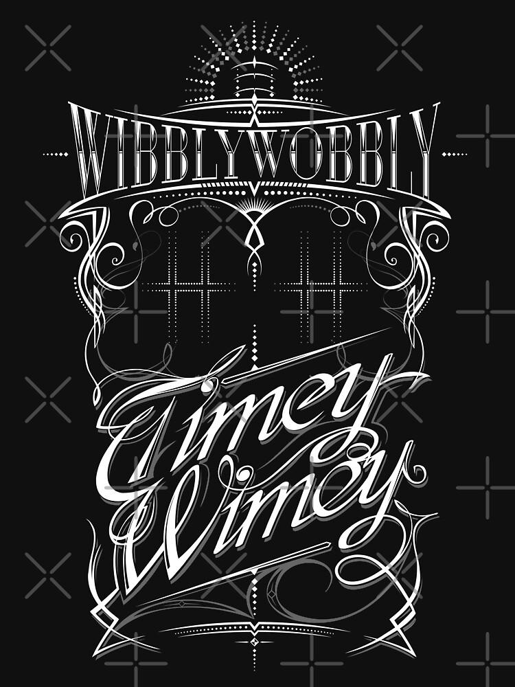 Wibbly Wobbly Timey Wimey | Unisex T-Shirt