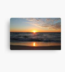 da sea Canvas Print
