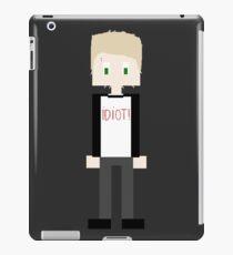 8-Bit Michael Clifford iPad Case/Skin