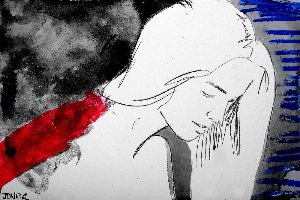 the virtue of secrets #2 by Loui  Jover