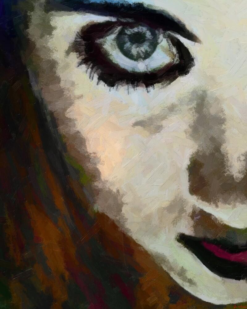 Black Widow by Joe Misrasi
