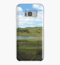 Blayney Wind Farm Landscape Samsung Galaxy Case/Skin