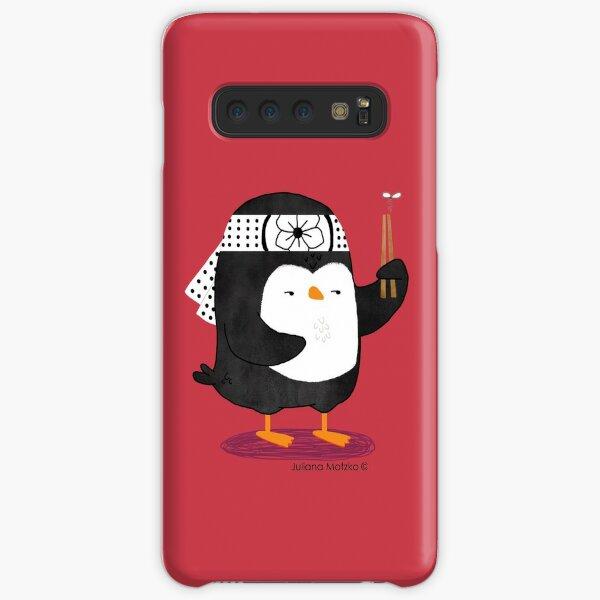 Karate Penguin Samsung Galaxy Snap Case