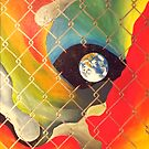 Fenced Earth by Donny Clark