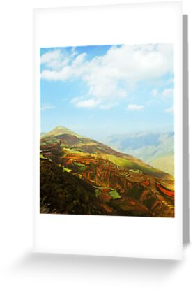 Dongchuan 3 by barnabychambers