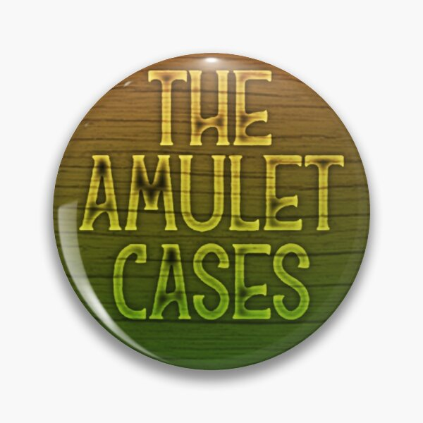 The Amulet Cases Cover Pin