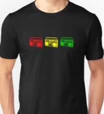 3 Boomboxes: RYG T-Shirt