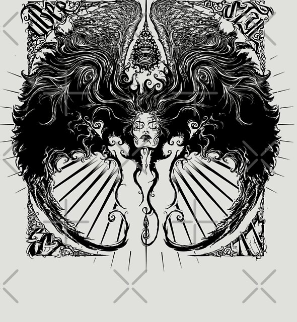 UberWings Tee by Vincent Carrozza