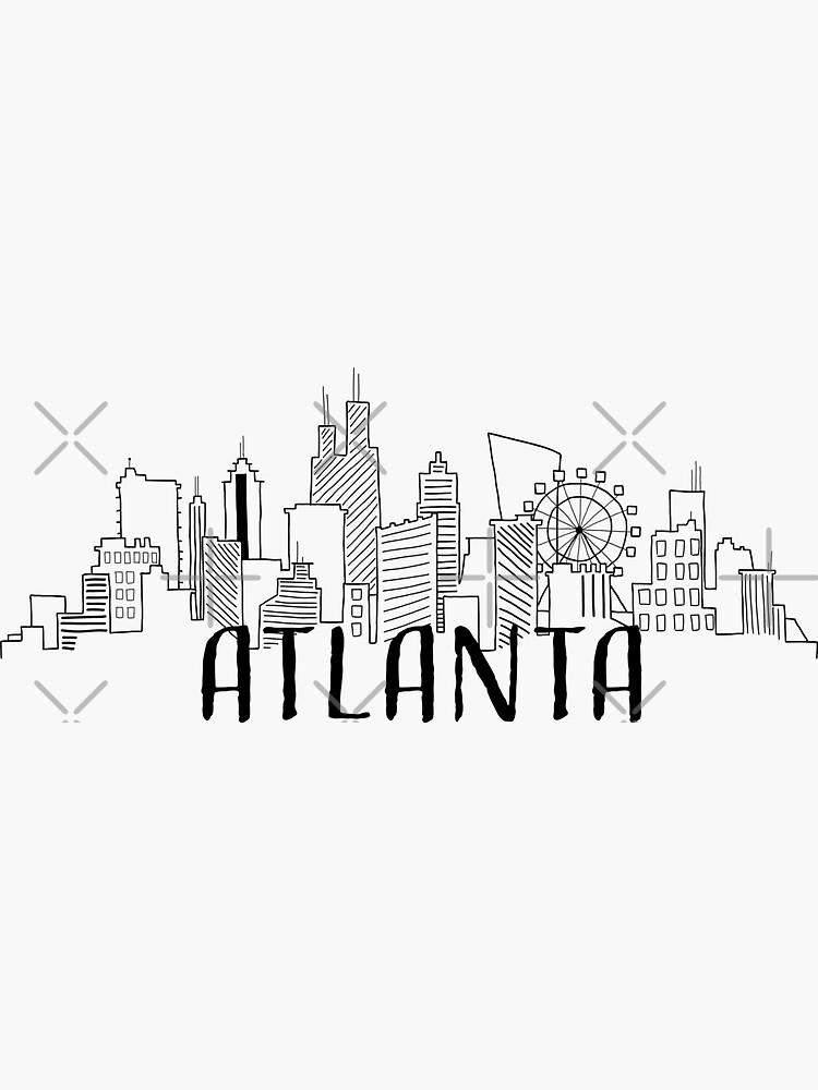 Atlanta by rcharvey517