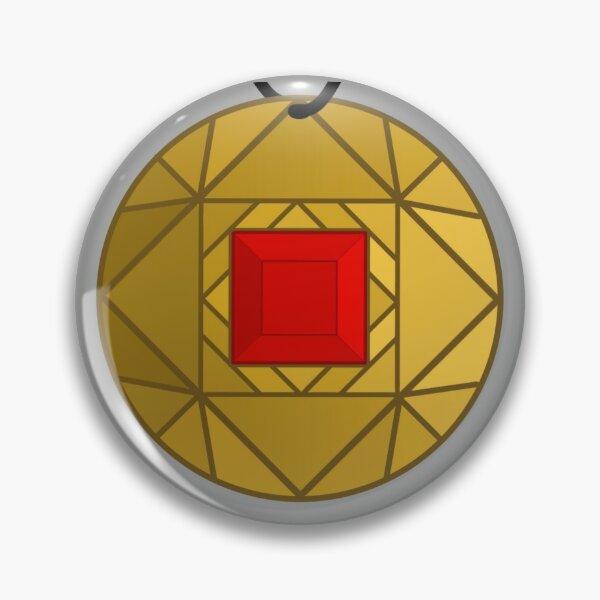 Red Amulet Pin