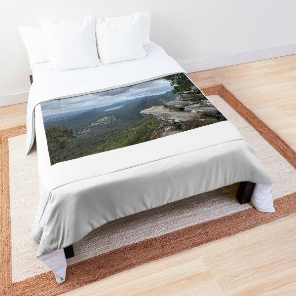 Beautiful view Halls Gap, Grampians, Victoria, Australia Comforter