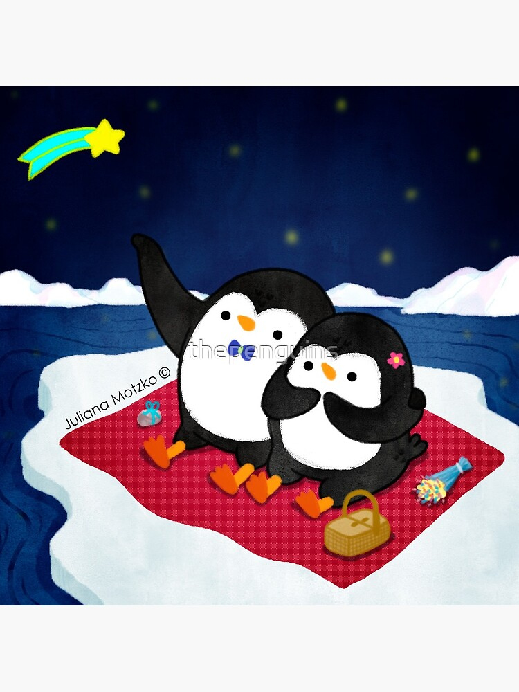 A Penguin Romantic Picnic by thepenguins