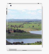 Carcoar Lake Landscape iPad Case/Skin