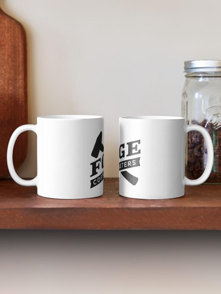 Alternate view of Forge Coffee® Logo Swag Mug