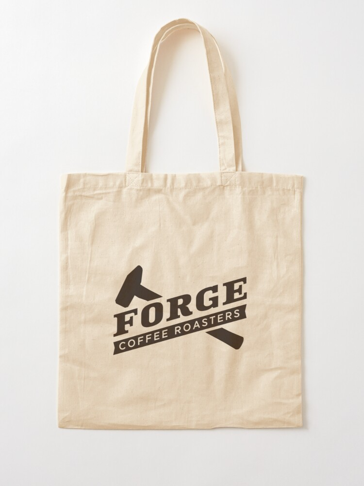 Alternate view of Forge Coffee® Logo Swag Tote Bag