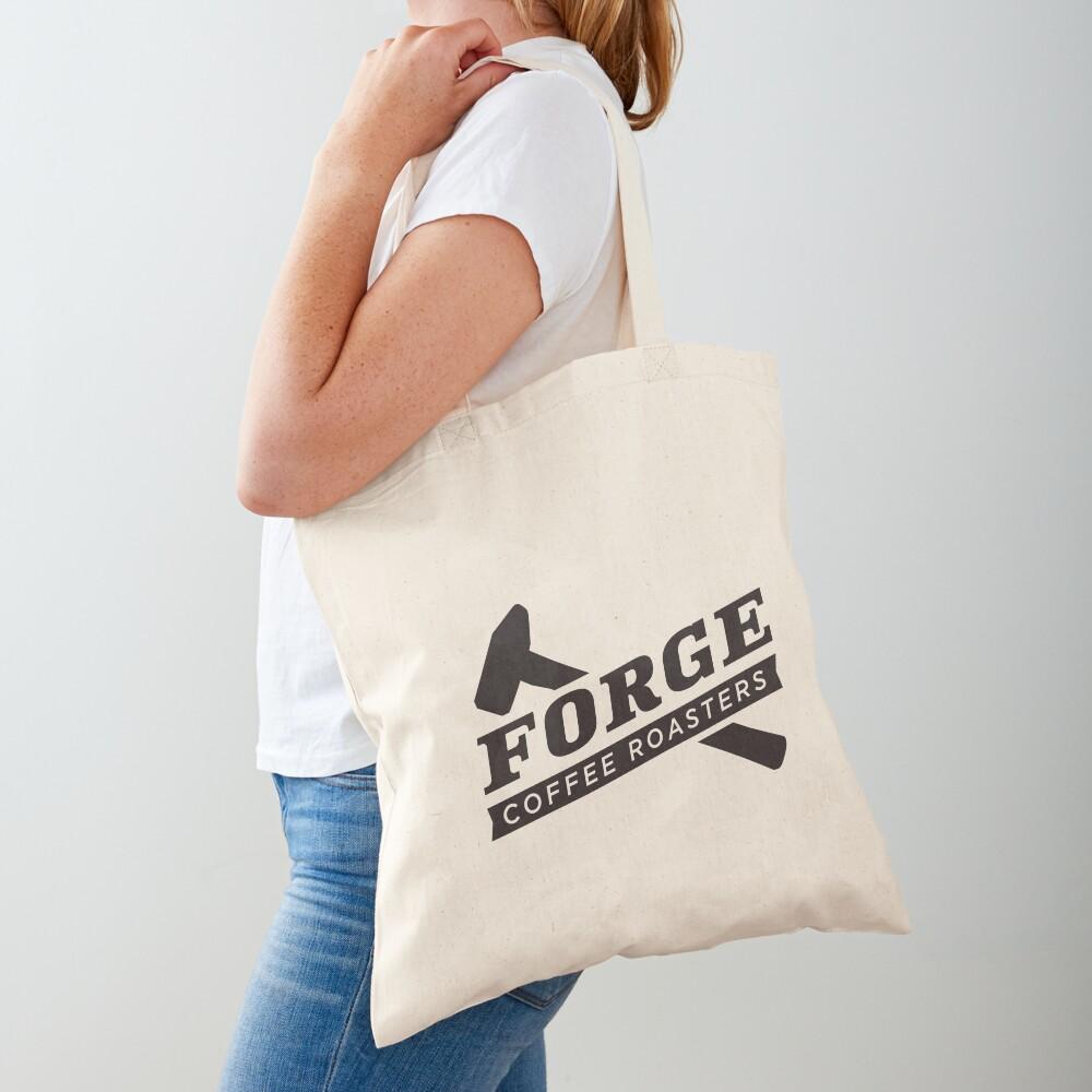 Forge Coffee® Logo Swag Tote Bag