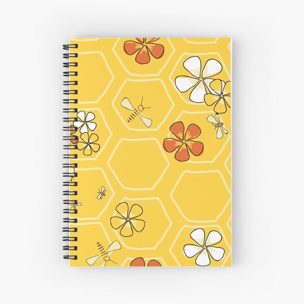 Buzz About Spiral Notebook