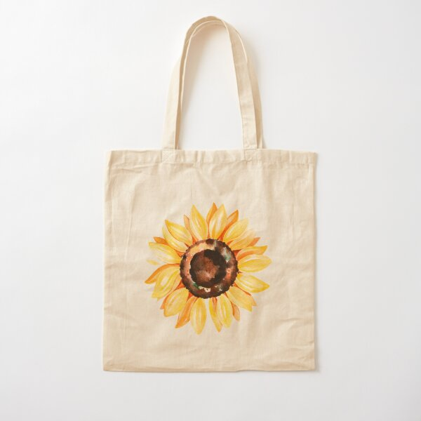 Sunflower Tote Bags Redbubble