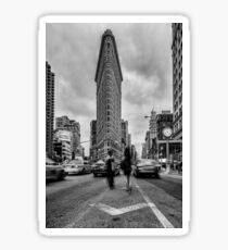 Flatiron Building, Study 1 Sticker
