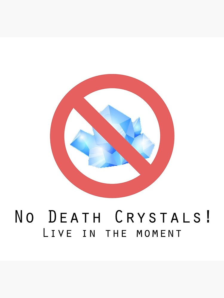 Death Crystals Funny Rick and Morty by MrTomCherry