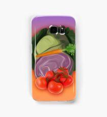 Vegetables 2 / Fruit Shop Samsung Galaxy Case/Skin