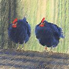 2 deutsche Freunde by HannaAschenbach