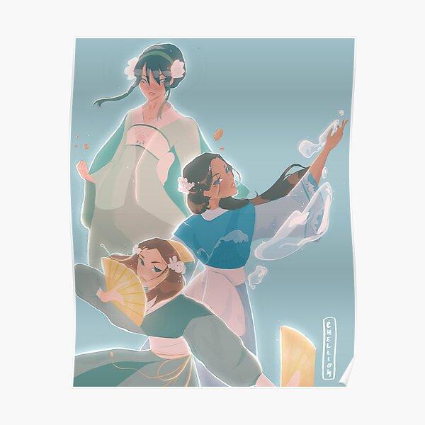 ATLA girls Poster