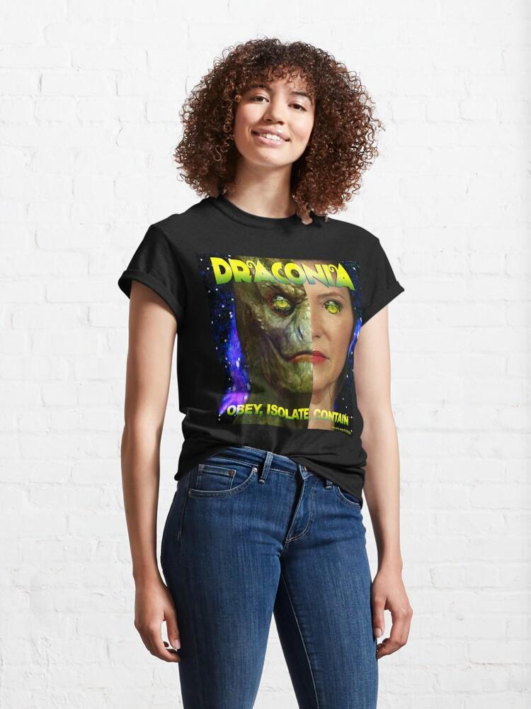 Alternate view of Draconia Classic T-Shirt