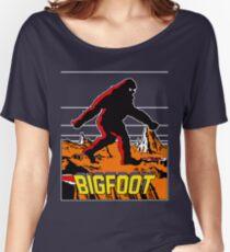 Bigfoot Women's Relaxed Fit T-Shirt