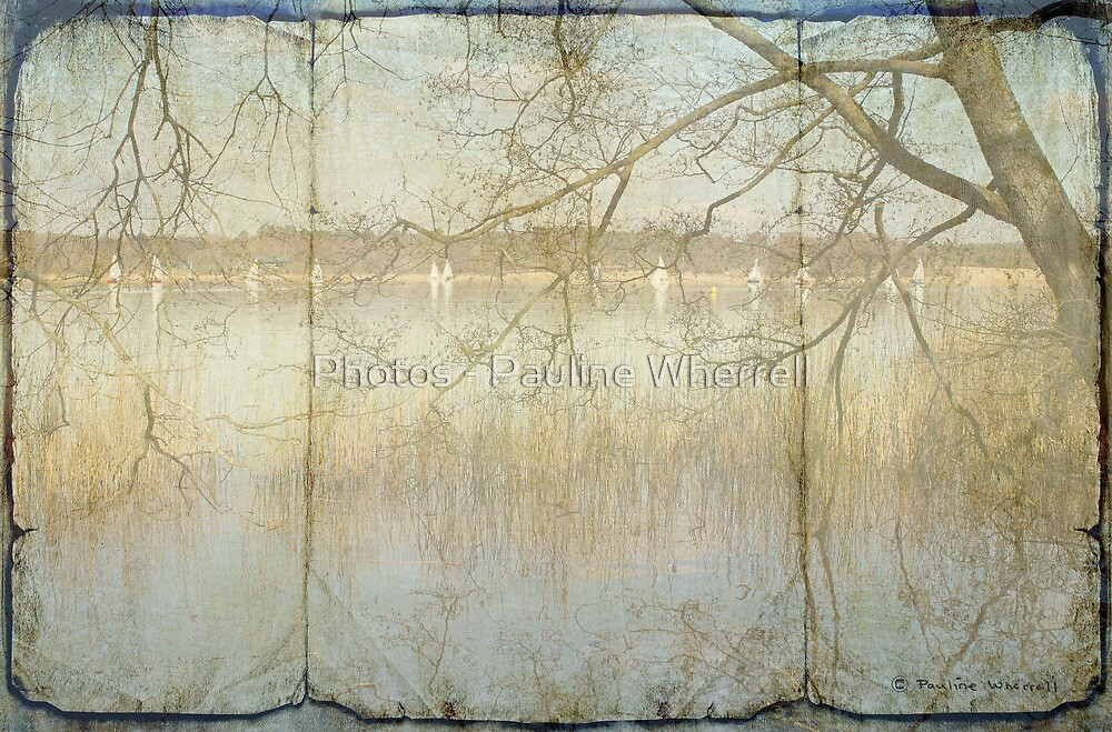 Sailing - faded memories by Photos - Pauline Wherrell