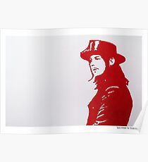 Jack White/The White Stripes Poster