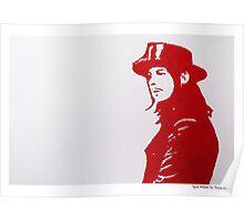 Jack White/The White Stripes Poster