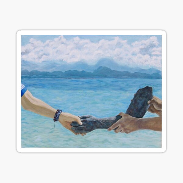 Call Me By Your Name Truce Sticker