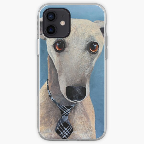 Devo the Whippet iPhone Soft Case