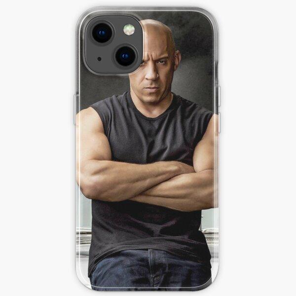 Vin Diesel iPhone Flexible Hülle