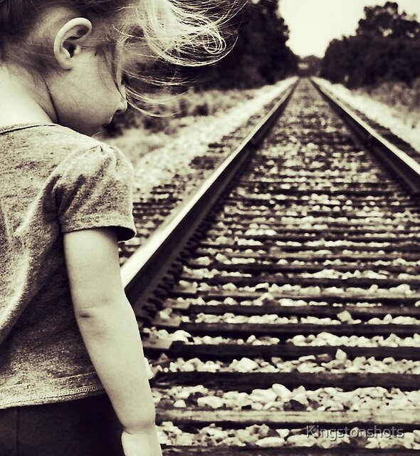 Keep me on the right tracks by Kingstonshots