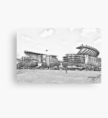 Heinz Field Canvas Print