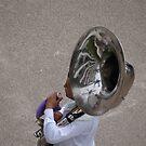 Tuba Player by PtoVallartaMex