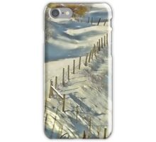 Winter 1 iPhone Case/Skin