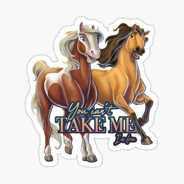 Spirit - You Can't Take Me Sticker