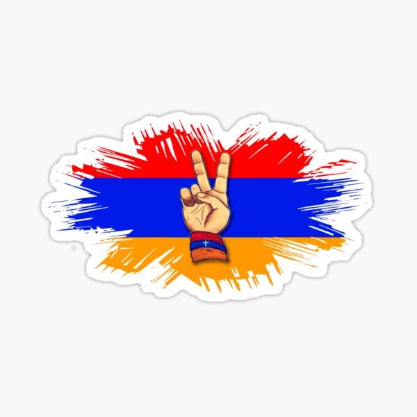 Viva Armenia Վիվա Արմենիա Sticker